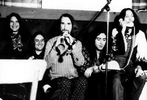 Can, sebuah band psychedelicminimalis