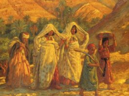 Keturunan Arab - Étienne Dinet