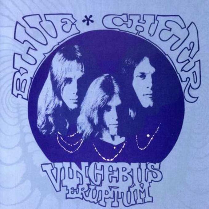 Vincebus Eruptum - musik Blue Cheer