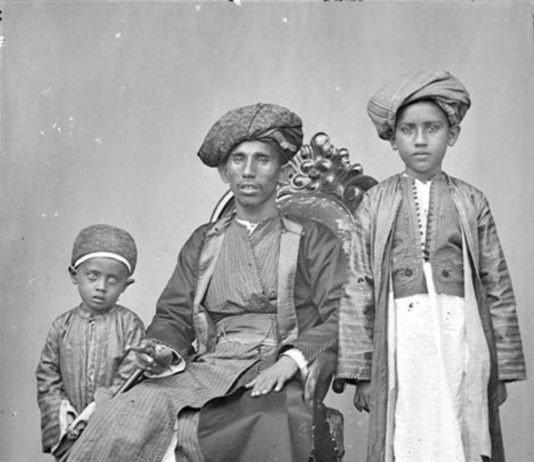 keturunan arab hadrami tegal