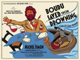 boudu saved from drowning - jean renoir