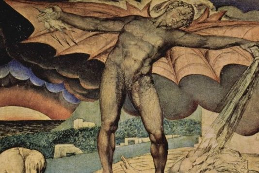 Lukisan William Blake