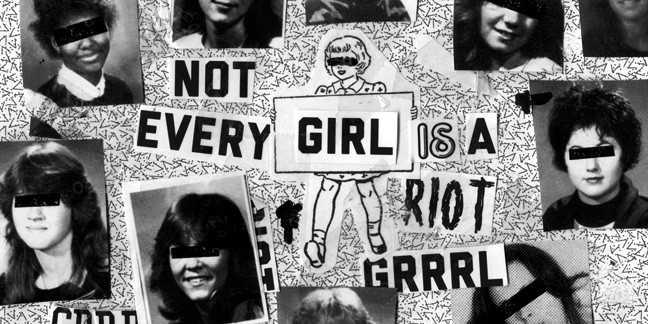 """""""The Future of Rock Belongs to Women"""" 1 musisi feminis rock,wacana feminisme musik rock,rocker feminism,rocker perempuan,gerakan punk perempuan"""