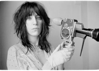 Musisi Feminis Rock - patty smith