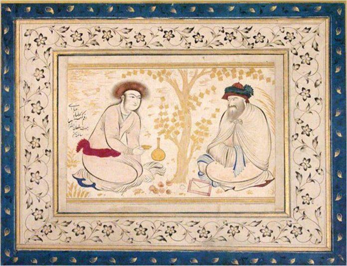shams tabrizi - sufisme