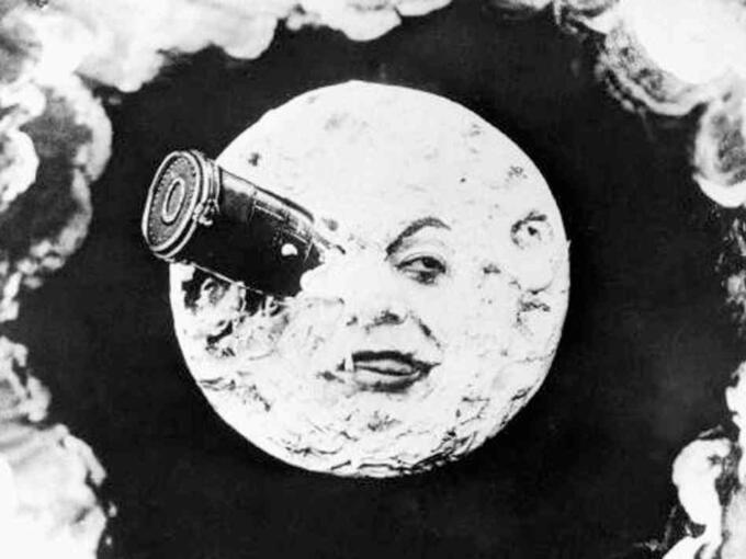 La voyage dans la lune - georges méliès
