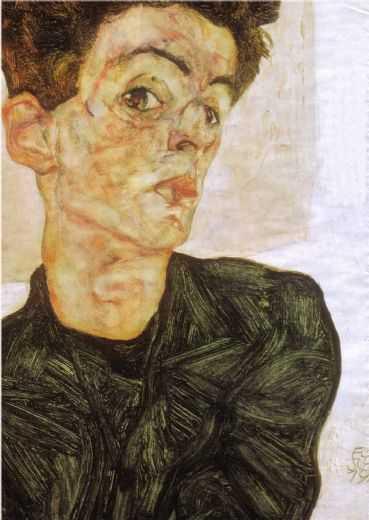 egon-schiele-self-portrait