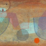 lukisan paul klee - Sunset