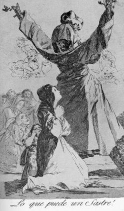 Sketsa Francisco Goya - Los Caprichos 52