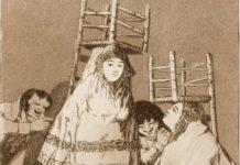 Kumpulan sketsa Los Caprichos no. 26