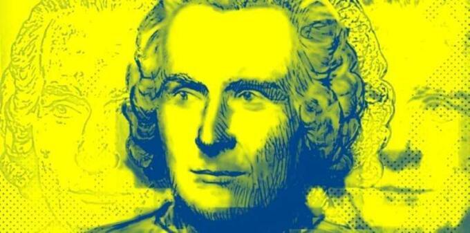 Rousseau sang filsuf romantis