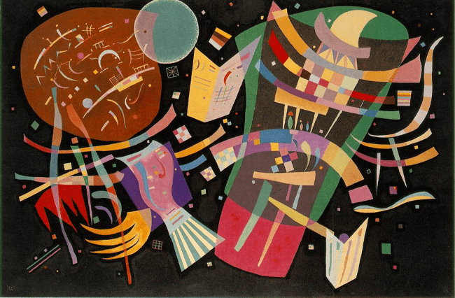 Kandinsky_1939_Composition X