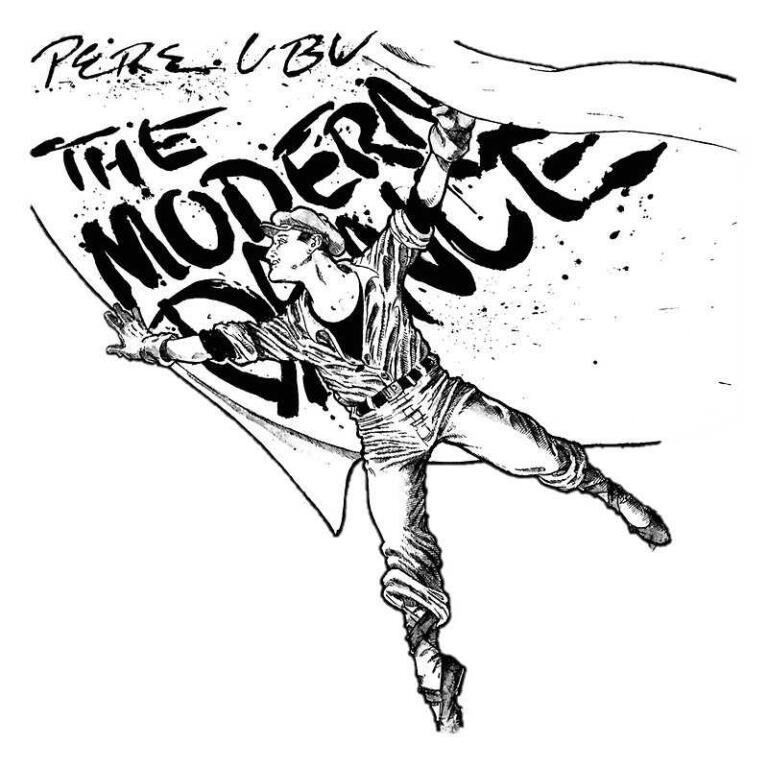 cover album musik Pere Ubu
