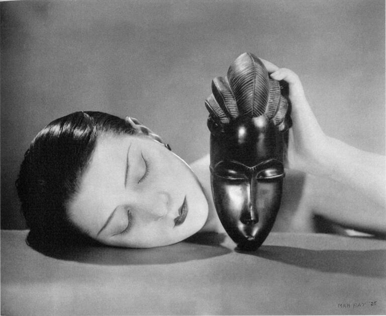 The Crypt – Man Ray
