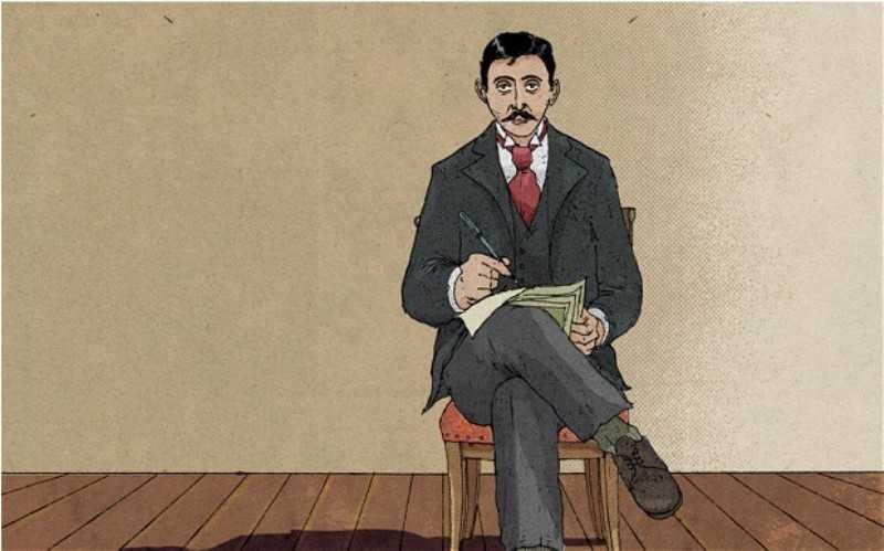 Tulisan Proust