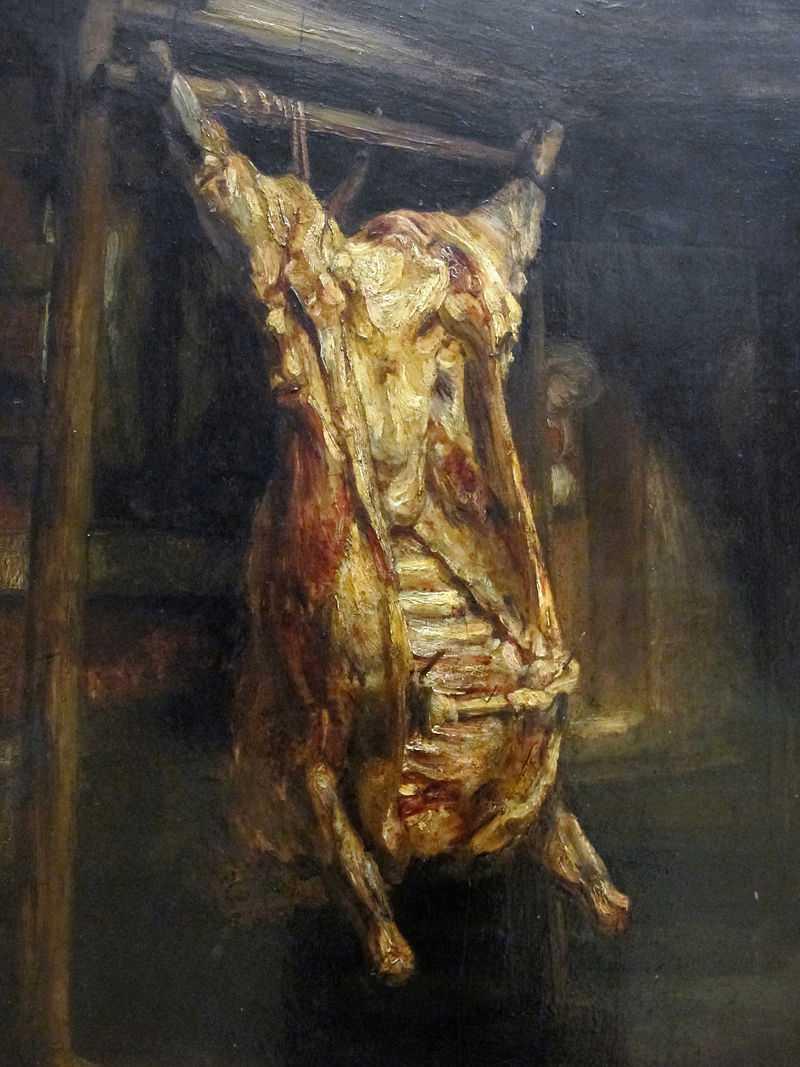rembrandt-slaughtered-ox
