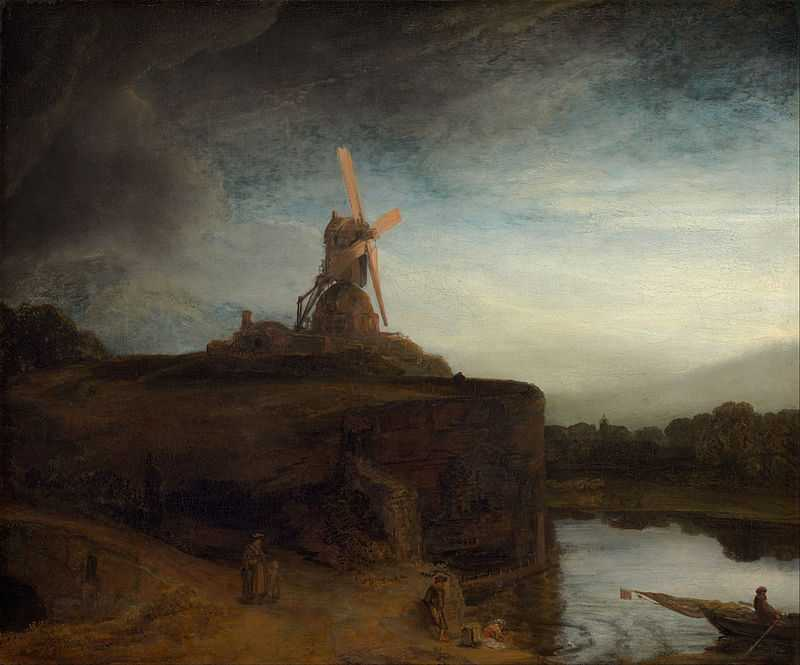 rembrandt-the_mill
