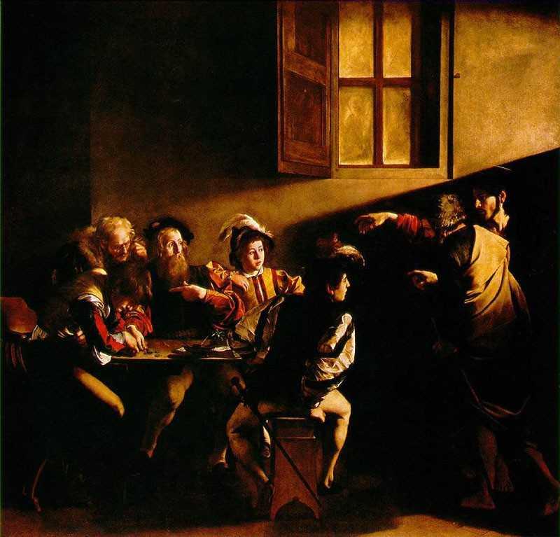 Esse in Anima 2 lukisan baroque caravaggio,film caravaggio karya jarman,lukisan karya caravaggio,tokoh barok,lukisan religius