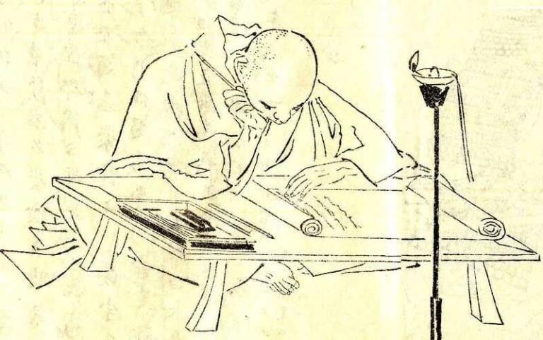 karya klasik sastra Jepang.jpg