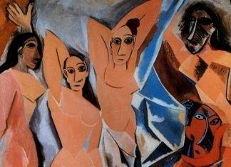 Lukisan Pablo Picasso, Les Demoiselles d'Avignon