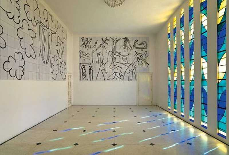 Cacophony 10 henri matisse,seni guntingan kertas,aliran fauvisme henri matisse,contoh fauvisme,fauvisme adalah