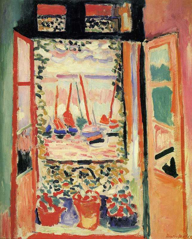Cacophony 2 henri matisse