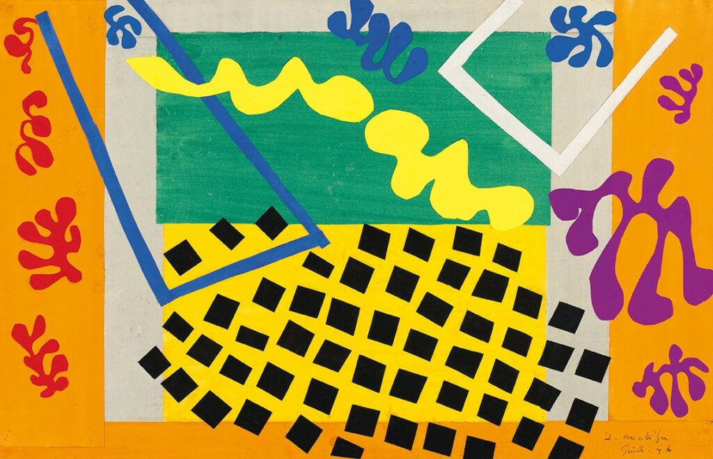 Cacophony 6 henri matisse