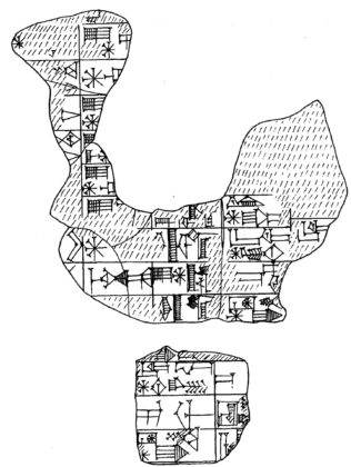 tablet abu salabikh 2