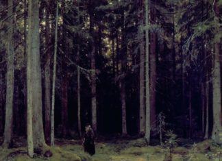Countess Mordvinovs Forest, Ivan Shinskin