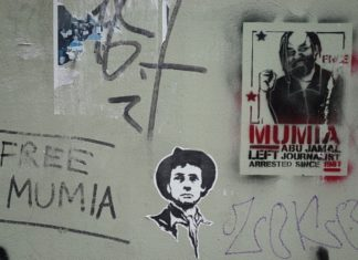 Free Mumia, penindasan aparatus negara.jpg