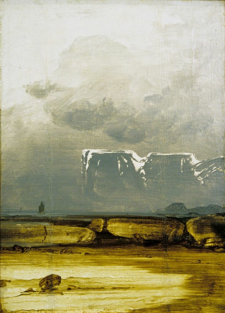 lukisan naturalisme North Cape