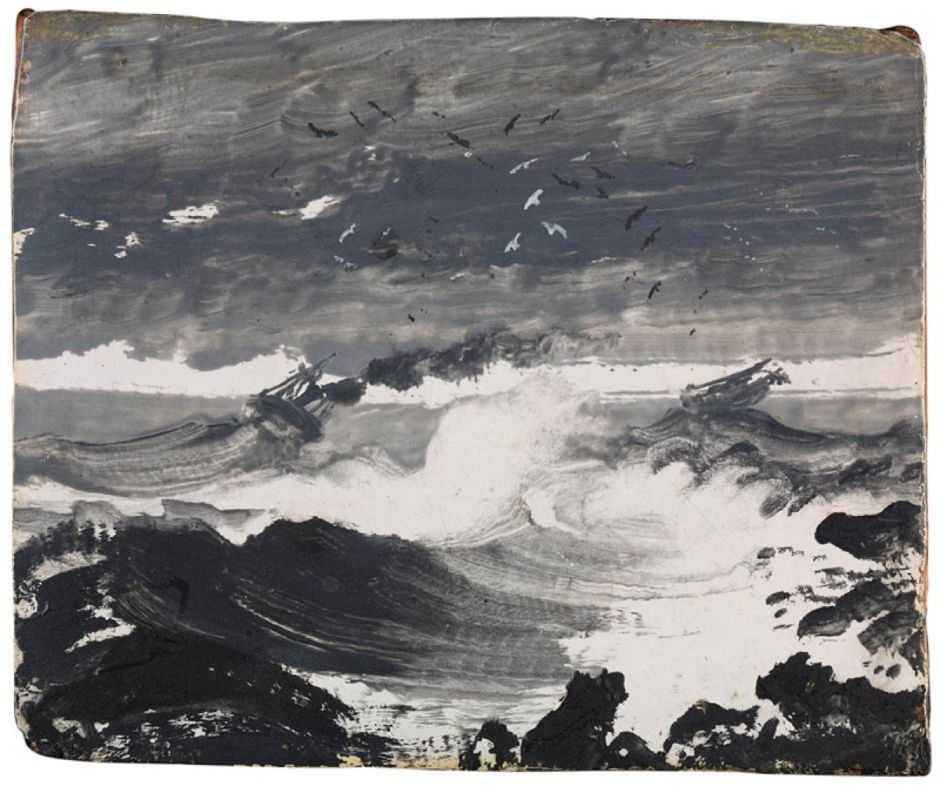 lukisan naturalisme The Tempest