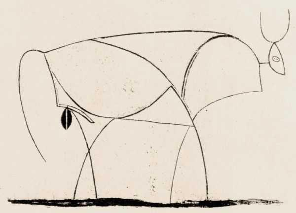 Le Taureau (tentang Picasso dan Bantengnya) 20 picasso