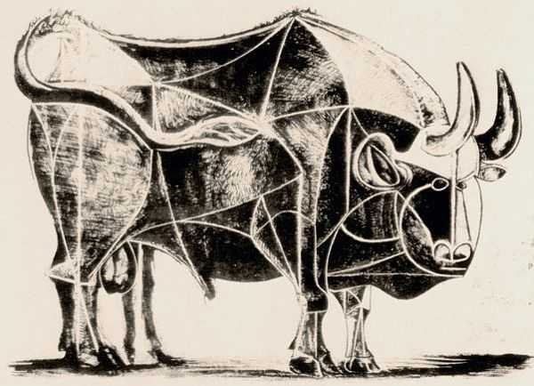 Le Taureau (tentang Picasso dan Bantengnya) 8 picasso