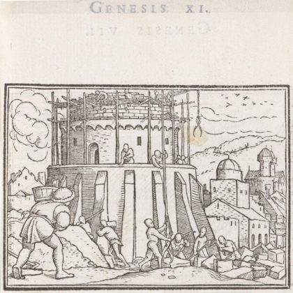 Pembangunan Menara Babel