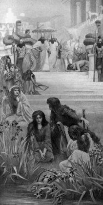 Anak-anak Perempuan Judah di Babylon
