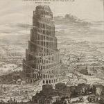 Menara Babel Babylonia 3 menara babel,sejarah menara babel,tower of babel,dimana menara babel sekarang,tinggi menara babel