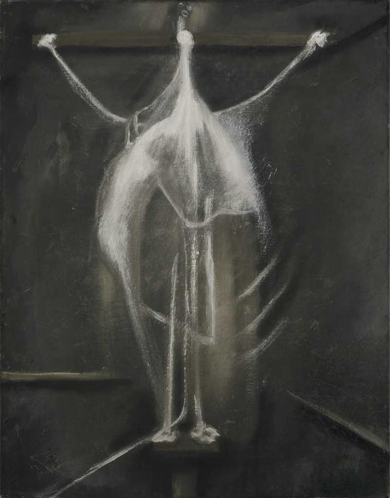 Crucifixion,Lukisan Francis Bacon
