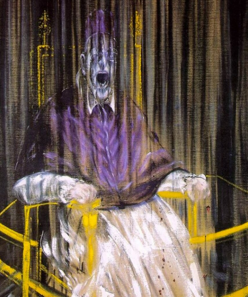 lukisan Francis Bacon 7