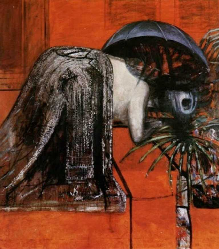 lukisan Francis Bacon 8