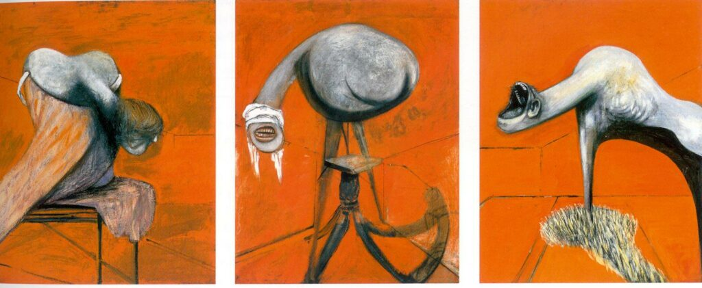 lukisan Francis Bacon 4