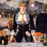 Edouard Manet - A Bar at the Folies-Bergere - 1882