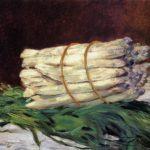 Edouard Manet - A Bunch of Asparagus - 1880