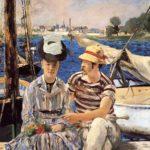 Edouard Manet - Argenteuil - 1874