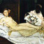 Edouard Manet - Olympia - 1863
