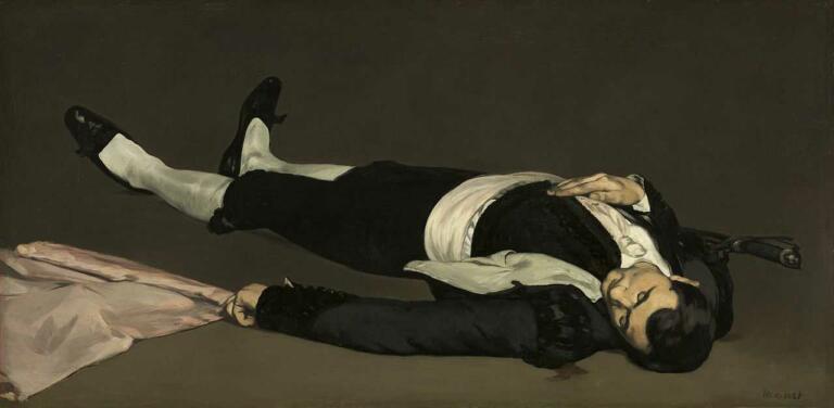 Edouard Manet: (Narasi) Tanpa Narasi