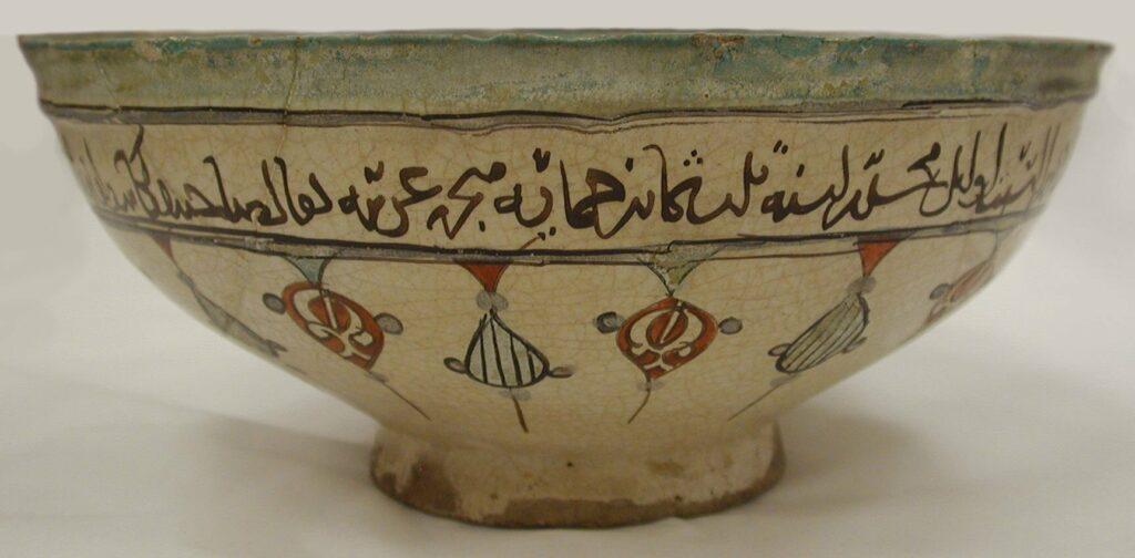 Estetika Islam: Penyair Tanah Liat Abu Zayd al‑Kashani 2 keramik islam,seni tembikar islam,abu zayd al-kashani,keramik persia,estetika islam