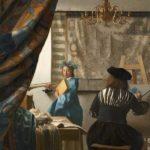 Lukisan Johannes Vermeer - The Allegory of Painting