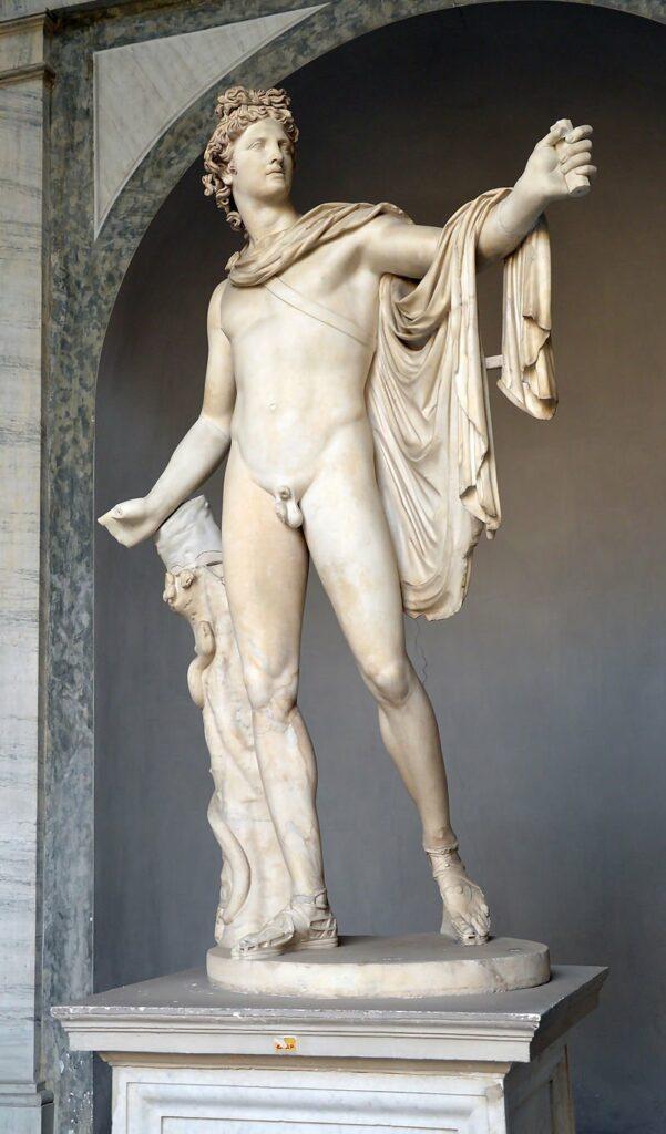 contoh seni hellenis