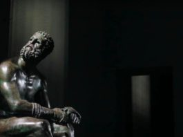 Patung seni hellenis